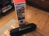 Manfrotto Video / Photo Tripod