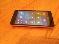 Nokia 535 on O2-Tesco-Giffgaff