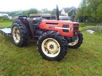 Same 65 Explorer 4WD tractor
