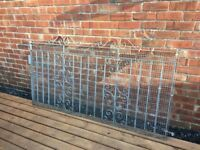Large Galvanised Steel Gate - can deliver