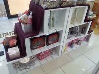 ikea trofast storage display shelf / book case