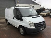 FORD TRANSIT 280 swb 2007 57 Plate White 2.2 diesel 100k, mot'd Aug 2018, very clean and tidy van !!