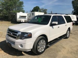 2012 Ford Expedition Max Limited  4X4