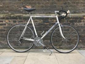 "Vintage Men's PEUGEOT PREMIERE Racing Road Bike - Large 24.5"" Frame - Restored Retro"