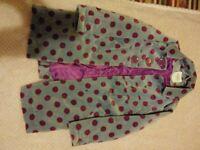 Boden/Hatley/Next Girls age 7-8 coats