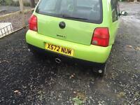 Lupo gti rear bumper