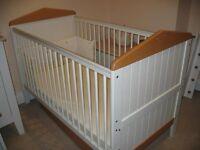 Mamas & Papas Savannah Cot/Bed