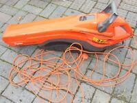 leaf blower Flymo Garden vac