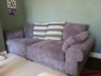 4 seater plus love seat 1 and a half seater plus footstool rrp over 1500