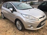 59 Plate 2009 Ford Fiesta 1.6 Titanium* 5 Door - 1 Lady Owner From New** FSH *11 Months Mot