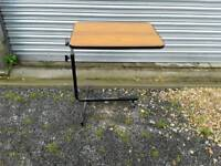 Invalid / over bed table