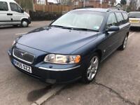 Volvo v70 se d5 estate 2.4 diesel 180 bhp aylsham rd cars