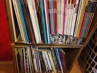 90 issues of Sidewalk skateboarding magazine. inc rare old issues.