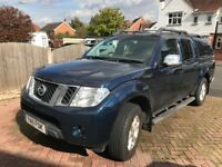 2011 Nissan Navara For Sale FSH full Mot