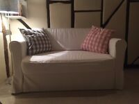 MARIEBY Two-seat sofa-bed from IKEA- hardly used