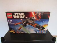 lego star wars - poes x-wing fighter 75102
