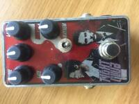 amptweaker Tight Metal GUITAR DISTORTION PEDAL+ISP Decimator NOISE GATE clone,triplewreck ish