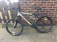 Carerra Fury Bike