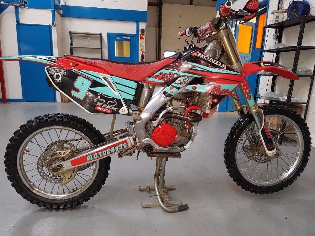 HONDA CRF 250R 2006