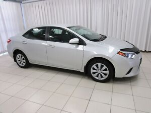 2014 Toyota Corolla WOW!! LOW KMS LE TRIM SEDAN!! VALUE PRICED A
