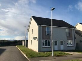 2 Bedroom semi-detached house for rent, Milton of Leys, Inverness
