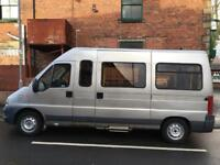 Minibus/taxi/camper conversion