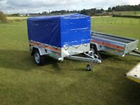 Brand New Trailer lightweight 750kg