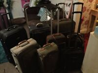 Joblot Of Suitcases