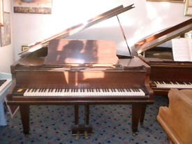 rodgers baby grand piano 1940s can deliver roller action good condition