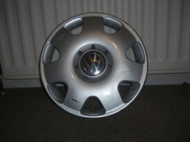 "14"" (inch) Wheel trim for VW VAG Polo or similar. 2 of 3"