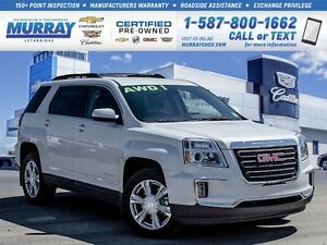 2017 GMC Terrain **Only 5,100kms!  Remote Start!**