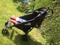Joie Nitro Stroller Pushchair Buggy