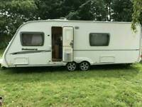 2008 Swift Delamere 4 Berth Fixed Bed