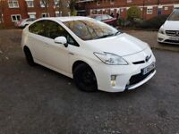 PCO CAR HIRE TOYOTA PRIUS 15 REG FROM £130/ WEEK without insurance for UBER