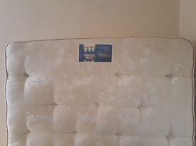 King size Silentnight mattress, used, good condition