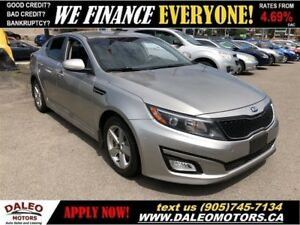 2014 Kia Optima LX| HEATED SEATS| BLUETOOTH