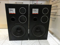 Studio Monitor Speakers perfect Working Order In Mint Condition See Pics