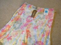 M & S Classic flared skirt - size 14 - Brand New with tags