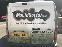 Damp Proofing and Mould Eradication in Leeds and York
