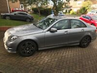 C Class AMG Sport Plus, Full mercedes Service History,