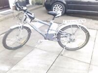 salisbury 26v electric bike