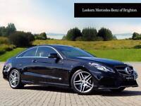 Mercedes-Benz E Class E220 BLUETEC AMG LINE (black) 2015-05-30