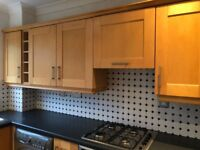 Fitted Kitchen Shaker Style Wall Units and Base Units