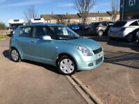 SUZUKI SWIFT 1.3 PETROL- ONLY DONE 36K- ONE OWNER FROM NEW - COMES WITH FULL YEAR MOT +FRESH SERVICE