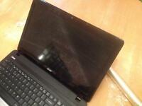 Acer aspire screen lid complete