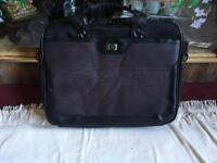 HP laptop bag handbag zipper used £4