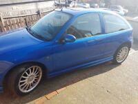 MG ZR 1.4 Blue - MOT Feb 19 - £900ono