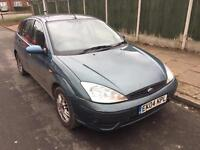 2004 Ford Focus L.P.G conversion receipts available + Runs and drives