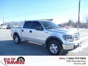 2012 Ford F-150 XLT 4X4 Supercrew Low Km Remote Start