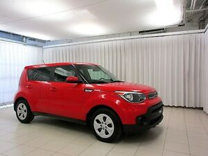 2017 Kia Soul 5DR HATCH w/ BLUETOOTH, AIR CONDITIONING, AND USB
